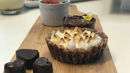 The pudding and prosecco festival will also have a range of vegan and gluten free cakes. Picture: El