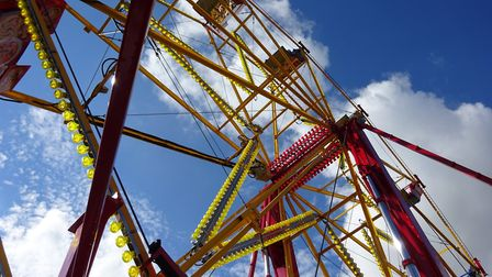There will be rides galore at this year's Holkham Country Fair. Picture: HOLKHAM