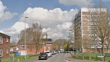 Bowers Avenue in Norwich. Pic: Google Street View