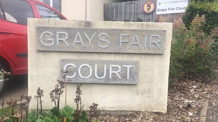 Grays Fair Court care home in New Costessey. Picture Peter Walsh.