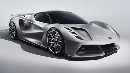 The Lotus Evija will be built in Hethel, Norfolk, where the famous car maufacturer has had its HQ si