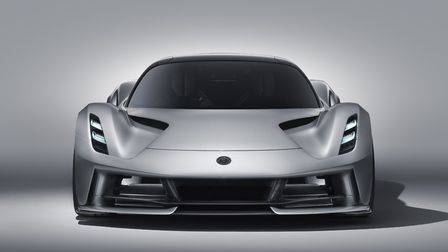The new Lotus hypercar will costs an eye-watering £1.7m