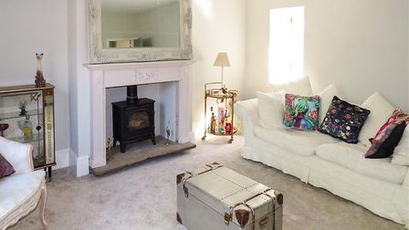 This beautiful apartment is for sale for £280,000-£300,000. Pic: William H Brown.