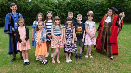 """Alison Stannard said: """"The children had a fantastic time visiting this area"""". Picture: Contributed b"""