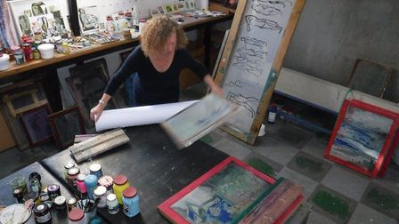 Artists will be running free workshops in Norwich. Photo: Courtesy of Lydia Haines