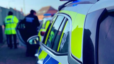 Police are appealing for witnesses after a road rage incident in King's LynnPicture: Norfolk Constab
