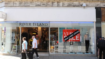 River Island is recalling clothes products amid fears the chemical levels present could harm wearers