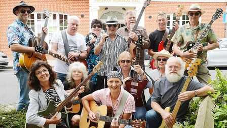 The Dereham Blues Festival is this weekend. Picture: Ian Burt