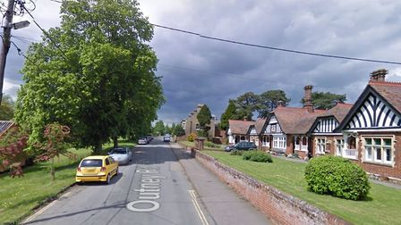 Outney Road, in Bungay. PHOTO: Google Maps