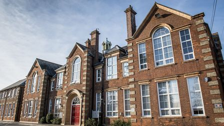 Dereham Neatherd High School has become one of the first schools in England to be awarded official C