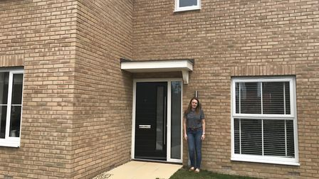 Heidi Walker has been fighting with Avant Homes to fix defects in her new-build home since she moved