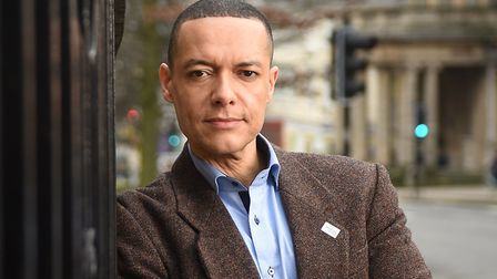 Norwich South MP Clive Lewis said the housebuilding system is failing families. Picture: ANTONY KELL
