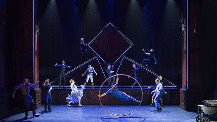 Cirque Eloize's Hotel. Picture: Supplied by Norwich Theatre Royal