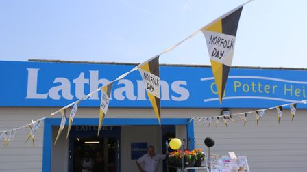 On Norfolk Day 2019, Lathams of Potter Heigham will be hosting a family fun day. Picture: Lathams of