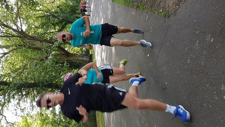 King's Lynn parkrun on Satuday 29th June 2019. Picture: Gary Walker