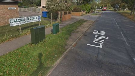 Essex and Suffolk Water will be carrying out the work on Long Road in Lowestoft between July 29 and