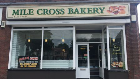 Mile Cross Bakery in Norwich will close after 15 years in business. Picture: Ruth Lawes