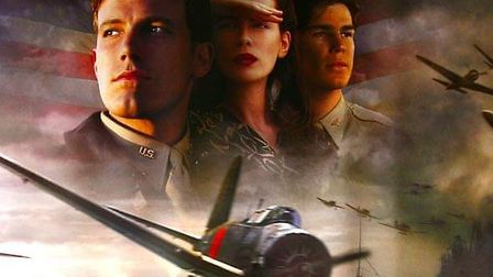 The Catfield firm created replica planes used in the Hollywood movie Pearl Harbor. Pic: Touchstone P