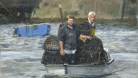 Bringing Home the Pots, by Kieron Williamson. Picture: submitted