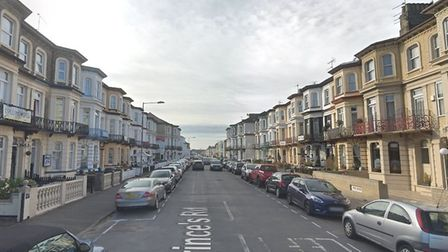 Prince's Road in Great Yarmouth. Picture: Google