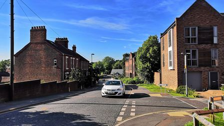 Sergeant Mark Shepherd has called for the council to consider closing Rosary Road to traffic. Photo: