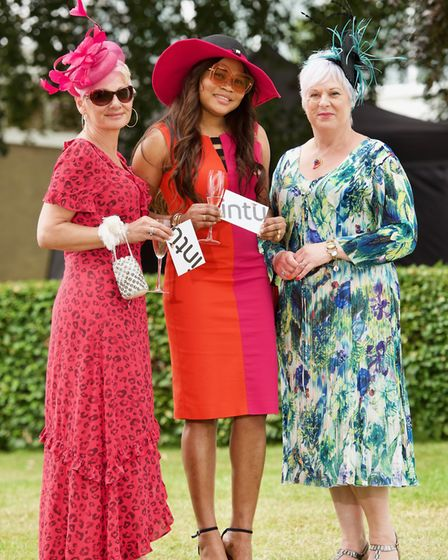intu Chapelfield Best Dressed competition winners from day two of Royal Norfolk Show 2019, Jan Santo