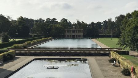 Friends of Eaton Park are organizing guided tours of the famous parks rooftops. Photo: Victoria Pert