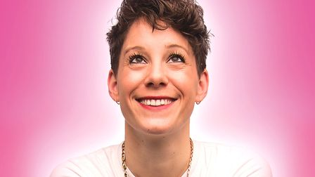 Suzi Ruffell is coming to the Norwich Playhouse Credit: Supplied by Norwich Pride