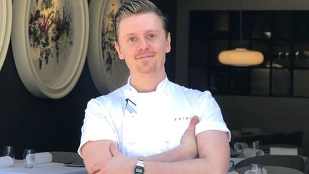 Harry Kirkpatrick has made the National Chef of the Year final. Picture: Harry Kirkpatrick