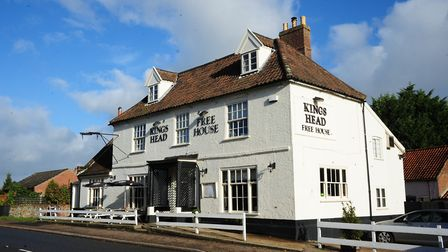 The King's Head in Brooke where Harry Kirkpatrick began his chef career. Picture: SIMON FINLAY