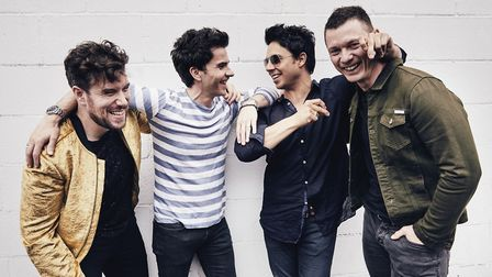 Welsh rock band Stereophonics. Picture: Andrew Whitton