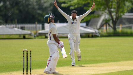 Horsford's new overseas player Sadaf Hussain claimed four wickets on his debut on Saturday Picture: