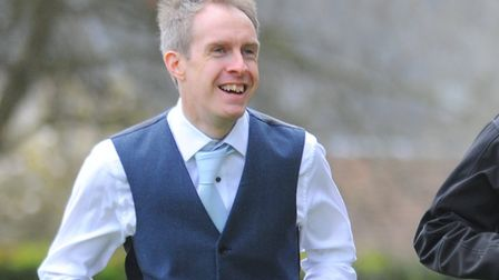 Stuart Odell, headteacher at Trowse Primary School. Picture: Archant