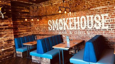 Inside The Smokehouse in Ormesby. Picture: The Smokehouse