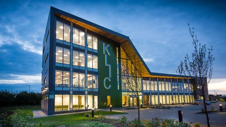 The King's Lynn Innovation Centre Picture: RG Carter