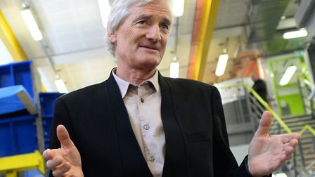 Sir James Dyson was born Cromer and joined Gresham's aged nine, attending the school from 1956 to 19