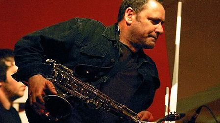 Jazz saxophonist Gilad Atzmon has denied claims he is an anti-Semite ahead of his appearance at the