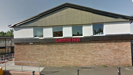 The musical festival is taking place at Central Hall in Wymondham. Photo: Google