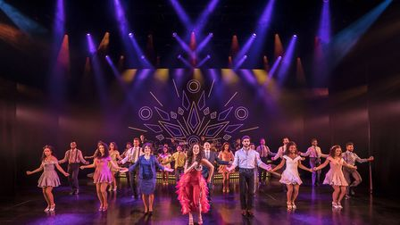 On Your Feet Credit: Johan Persson