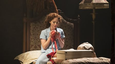 Matthew Bourne's The Red Shoes Credit: Johan Persson