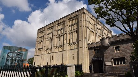 Norwich Castle Museum is one of 27 new locations which will offer free sanitary products. Picture: S