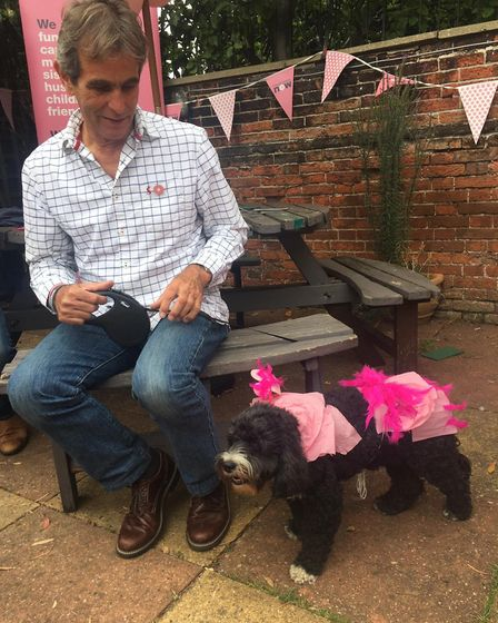 Ten pubs in Beccles hosted tasks to raise funds for breast cancer research. Picture: Contributed by