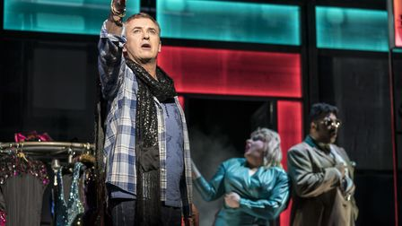 Shane Richie in Everybody's Talking About Jamie in London's West End. Photo: Johan Persson