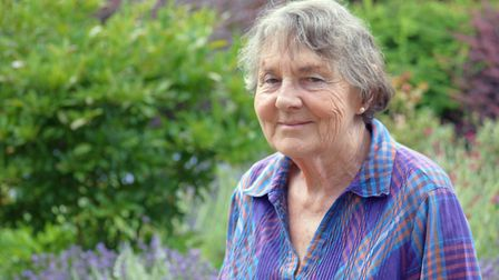 Elizabeth Purdy's family is selling Green Farm at Paston for the first time since 1823. It is valued