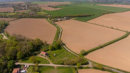 The Purdy family's Green Farm at Paston is being sold for the first time since 1823, with a guide pr