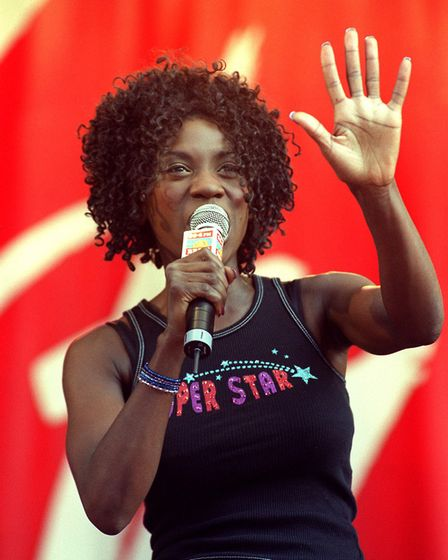 Heather Small Credit: James Arnold PA Archive/PA Images