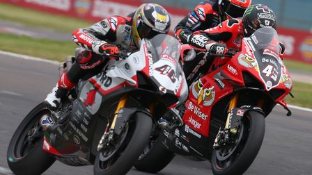 The race weekend was over-shadowed by the crash which has left Aaron Clifford in a critical conditio