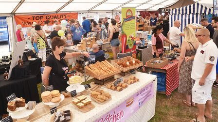 Sandringham Food and Drink Festival, 2018. Picture: ANTONY KELLY
