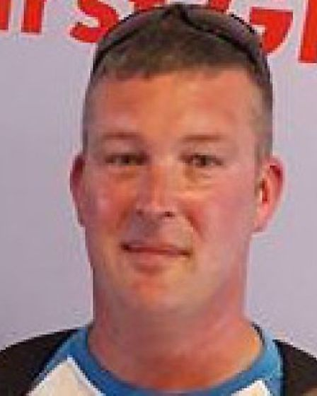 Manager Kurt Oliver. Pic: contributed