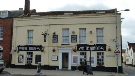 The White Hart, Swaffham. Pic: Archant library
